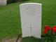 Profile photo: Second Lieutenant A C Tetley