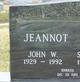 John William Jeannot