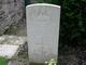 Profile photo: Corporal Albert Edward Davies