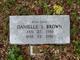 Danielle S. Brown