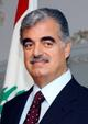 Profile photo:  Rafik Bahaa Edin Hariri