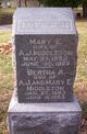 Profile photo:  Bertha A. Middleton