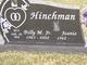 Profile photo:  Billy M Hinchman, Jr