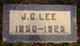 Jacob C. 'Jake' Lee