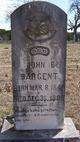 John Ephraim Sargent Sr.