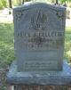 Profile photo:  Alice A. Gellette