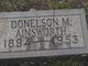 Donelson M. Ainsworth