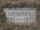 Gertrude I. Ainsworth
