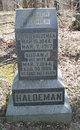 Susan Jane <I>Haley</I> Haldeman