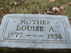 Louise A <I>Diener</I> Peters