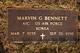 Marvin G. Bennett