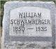 William Cleveland Schwamberger, Sr