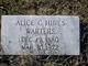 Profile photo:  Alice Cornelia <I>Hines</I> Warters