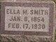 Ella M Smith