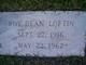 Roy Dean Loftin