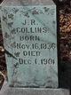 Profile photo:  Joseph R. Collins