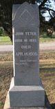 John B. Teter