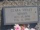 Clara Violet Adams