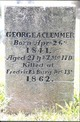 Pvt George A Clemmer