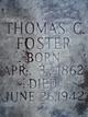 Thomas Clingman Foster
