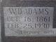 William Davis Adams