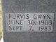 Purvis Gwyn Walker