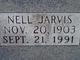 Nell Ina <I>Jarvis</I> Walker