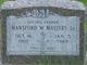 Mansford W. Masters, Sr
