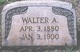 Walter Alexander Lewis