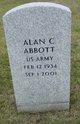 Profile photo:  Alan Clough Abbott