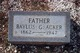 Baylus Grace Acker, Jr