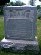 Profile photo:  Ella C. <I>Hogan</I> Adams