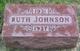 Ruth Harriet Johnson