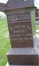 Blanche B Bailey
