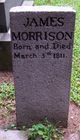 Profile photo:  James Morrison