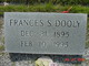 Frances Colona <I>Shirley</I> Dooly