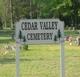 Cedar Valley Cemetery