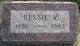 Bessie V. Anderson