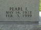 Pearl I. Garst