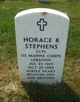 """LCpl Horace Renardo """"Ricky"""" Stephens, Jr"""