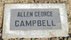 Allen George Campbell