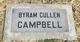 Byram Cullen Campbell