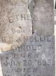 Ethel Arnold