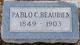 Pablo C. Beaubien