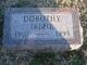Dorothy Irene <I>Cellers</I> Brobst