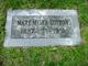 Mary <I>Miser</I> Sutton