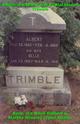 Profile photo:  Albert Trimble