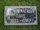 Edwin Walton Davis