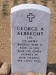 Profile photo: Corp George A Albrecht