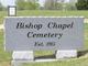 Bishop Chapel Cemetery